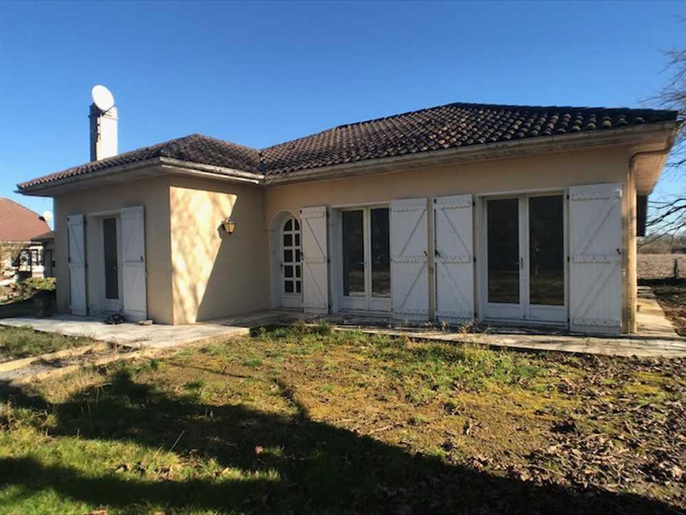 Bougarber Pyrénées-Atlantiques Haus Bild 3761661