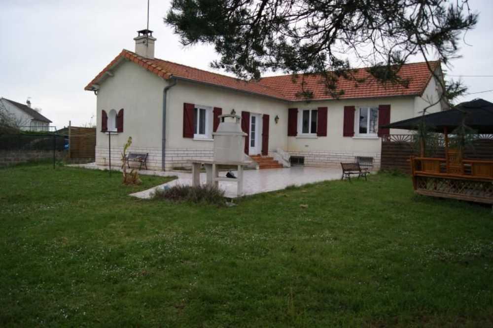 Cenon-sur-Vienne Vienne Haus Bild 3794343