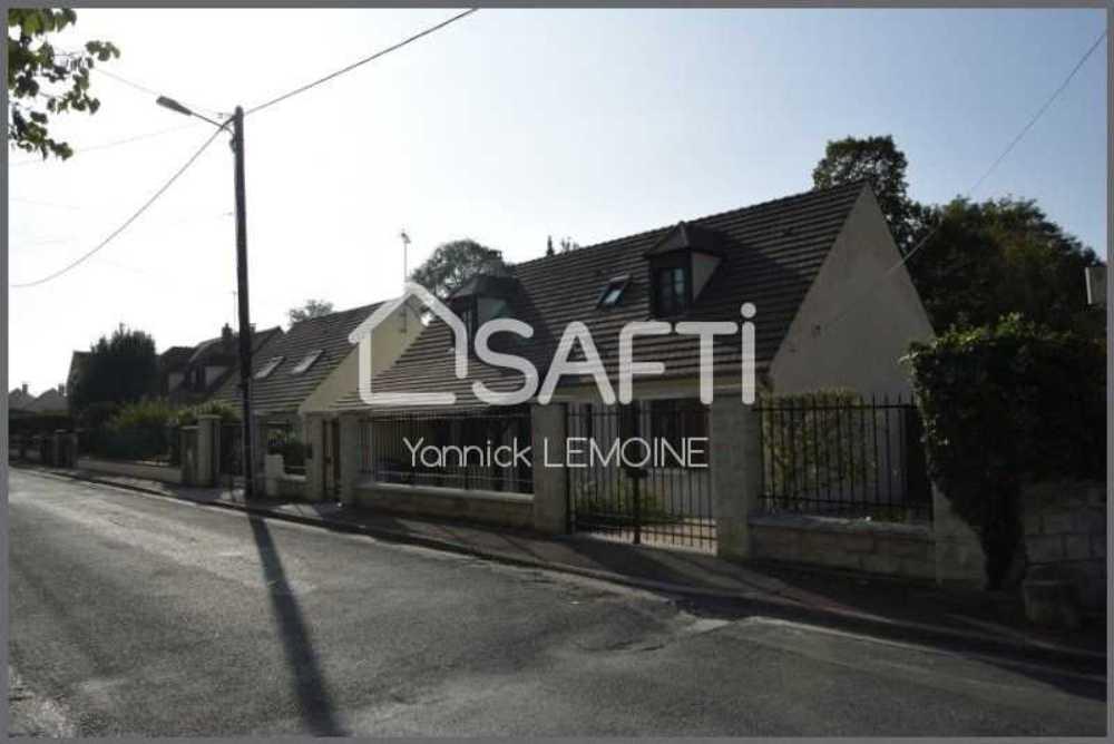 Presles Val-d'Oise Haus Bild 3799494