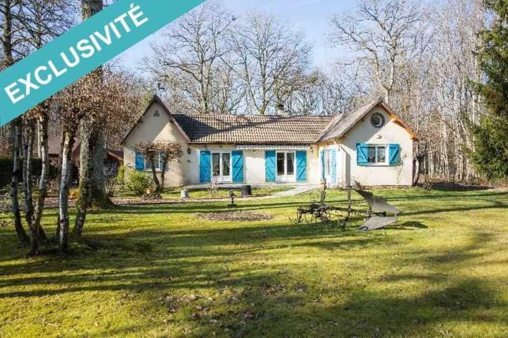 Saint-Hilaire-les-Andrésis Loiret huis foto 3796609