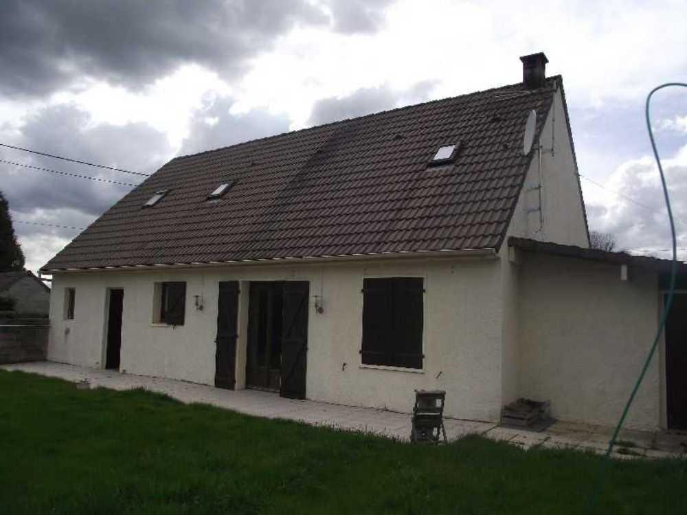 Fouquenies Oise Haus Bild 3798402