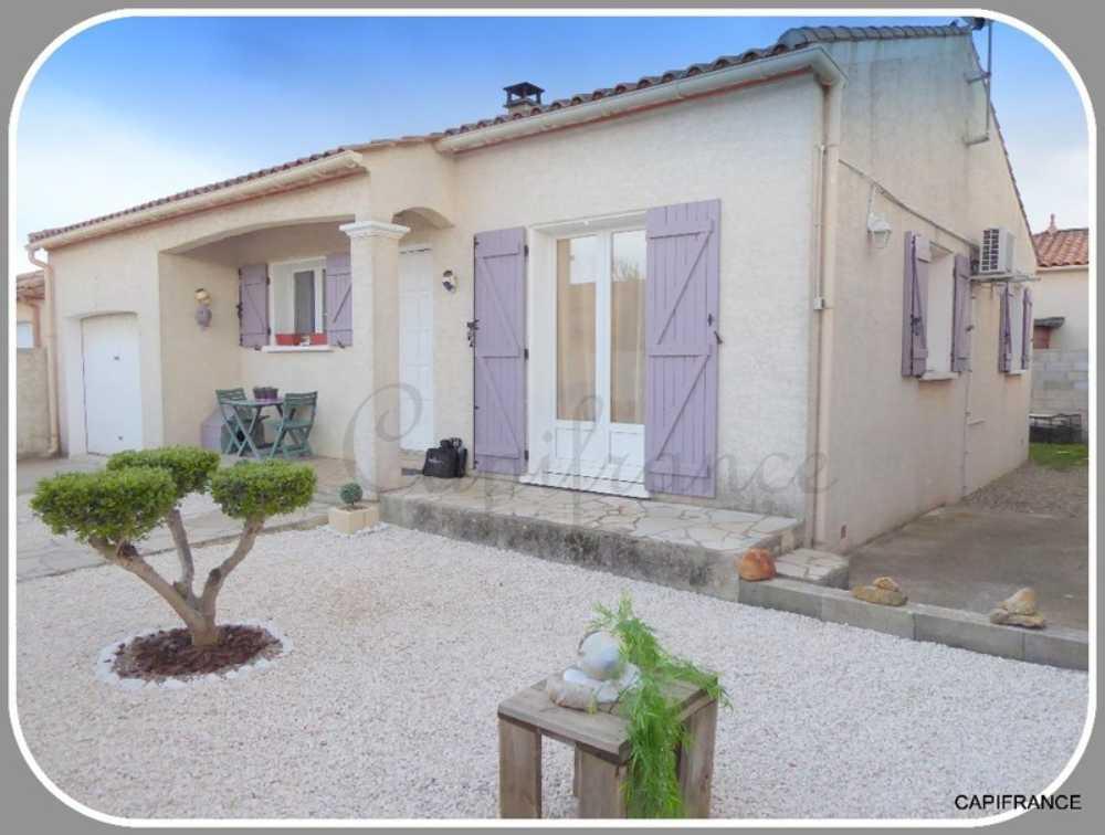 Montady Hérault Haus Bild 3822931