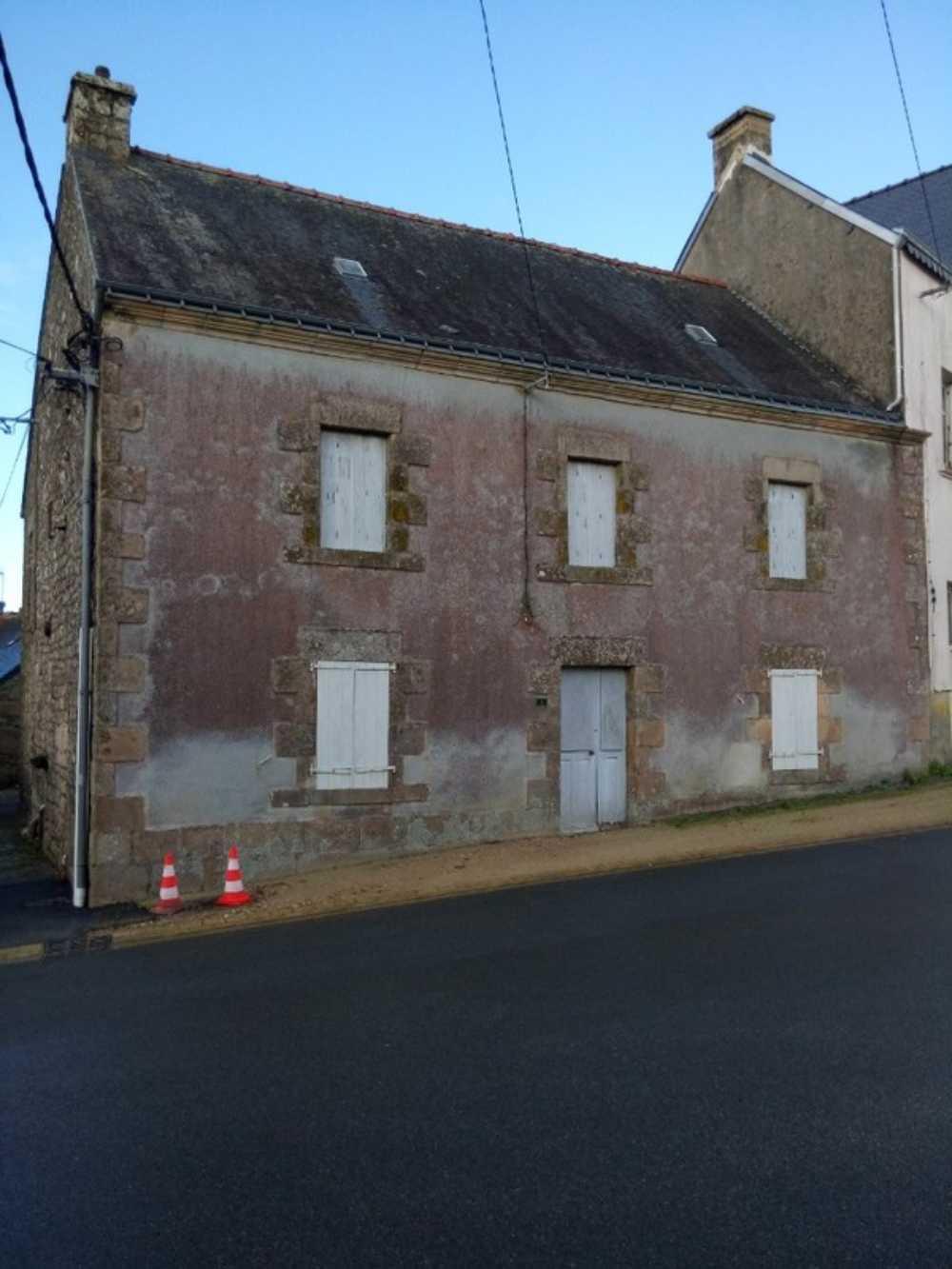 Saint-Caradec-Trégomel Morbihan Haus Bild 3839012