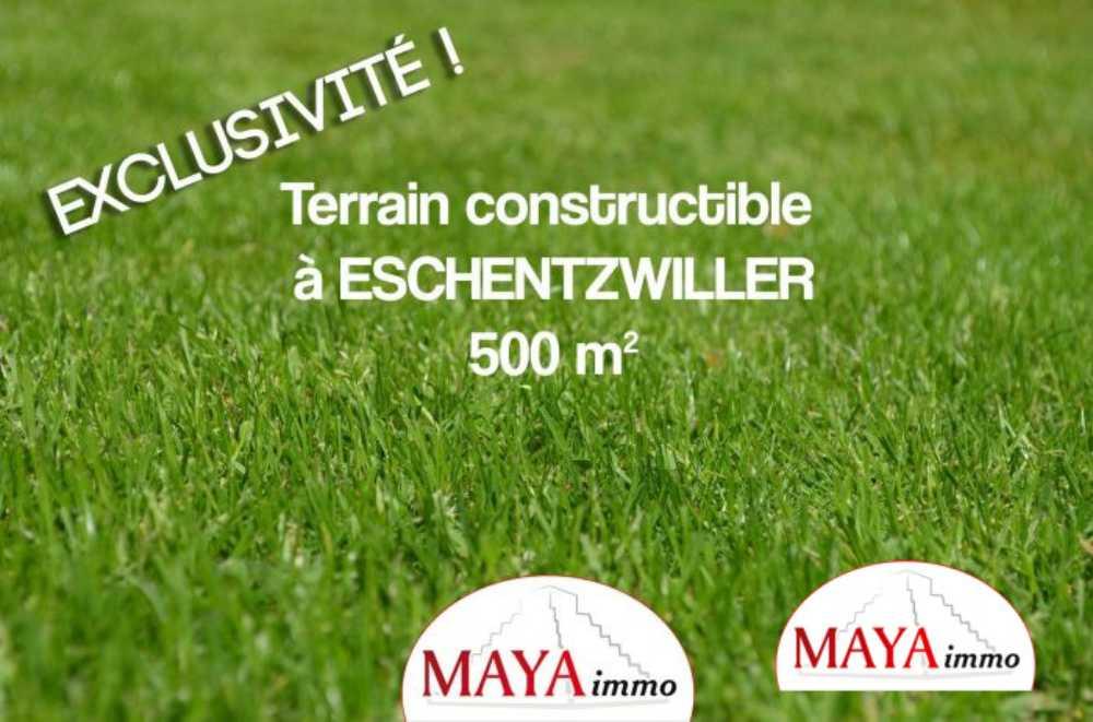 Eschentzwiller Haut-Rhin terrain photo 3807710