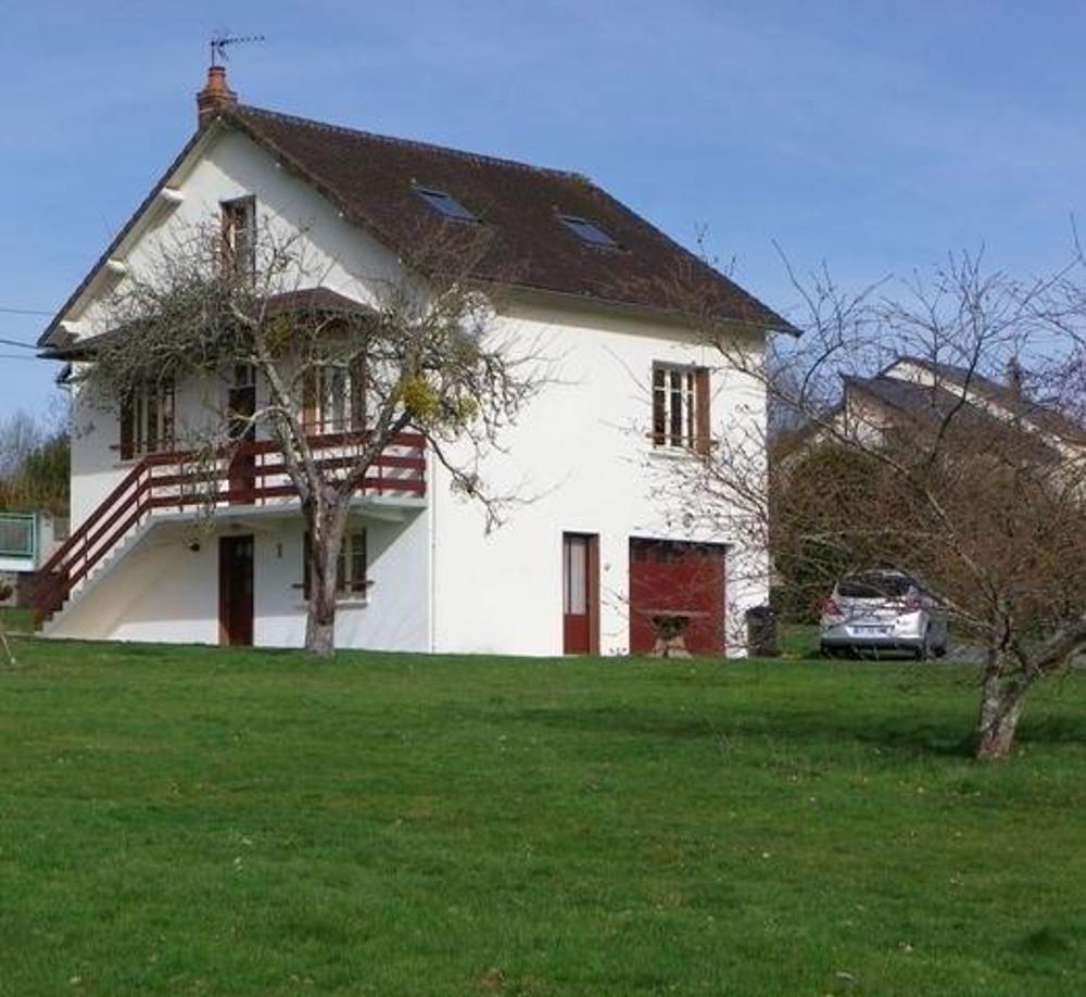Saint-Pierre-de-Fursac Creuse maison photo 3778261
