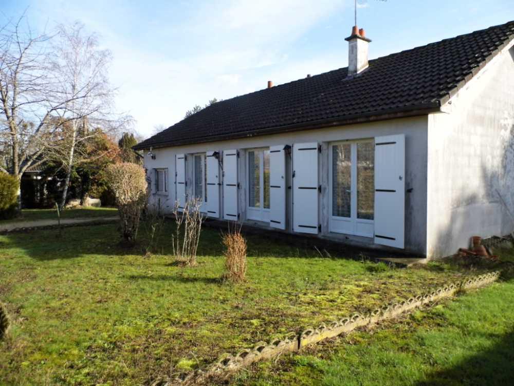 Saint-Aignan-le-Jaillard Loiret huis foto 3875187