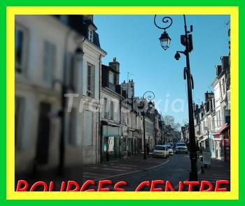 Bourges Cher maison foto