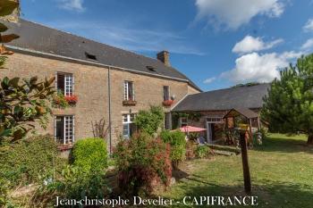 Gorron Mayenne maison foto