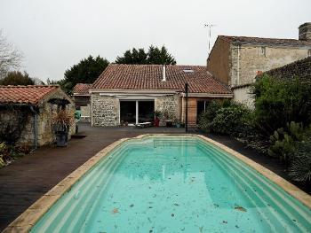 Coulonges-sur-l'Autize Deux-Sèvres maison photo 3794671