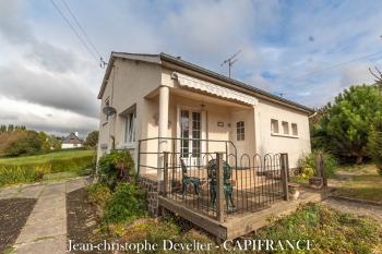 Vaucé Mayenne huis foto
