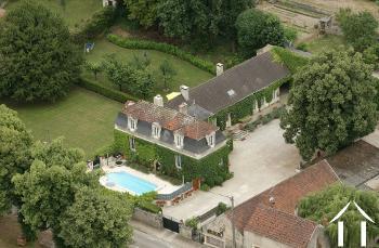 Ancy-le-Franc Yonne house foto