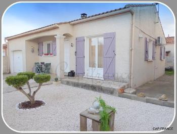 Montady Hérault huis foto