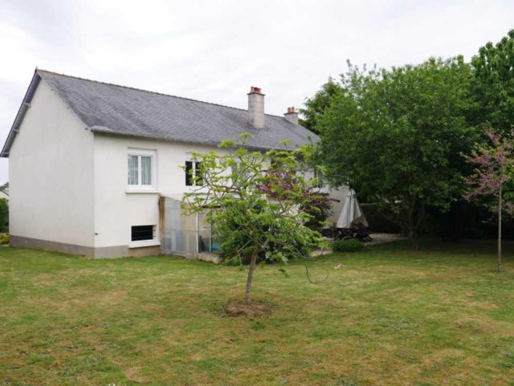 Marigné-Peuton Mayenne Haus Bild 4007940