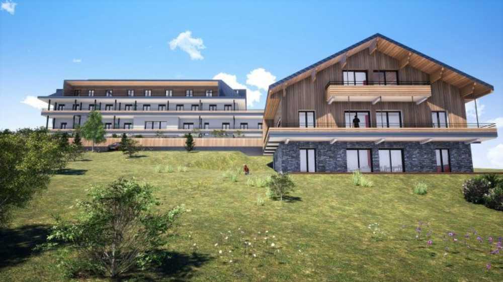 Le Fayet Haute-Savoie Grundstück Bild 3928366
