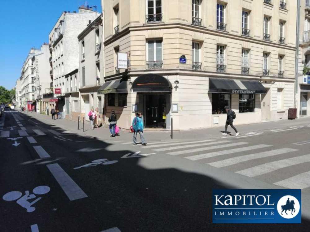 Paris 18e Arrondissement Paris (Seine) Gewerbeimmobilie Bild 3994529