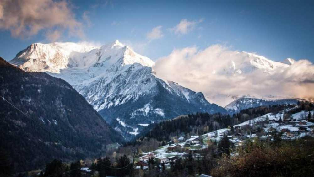Les Contamines-Montjoie Haute-Savoie terrain photo 3928563