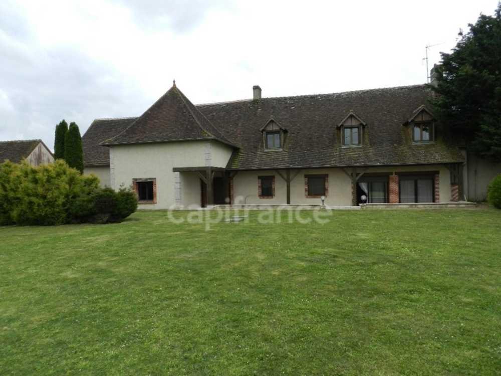 Ouzouer-le-Doyen Loir-et-Cher Haus Bild 3904965