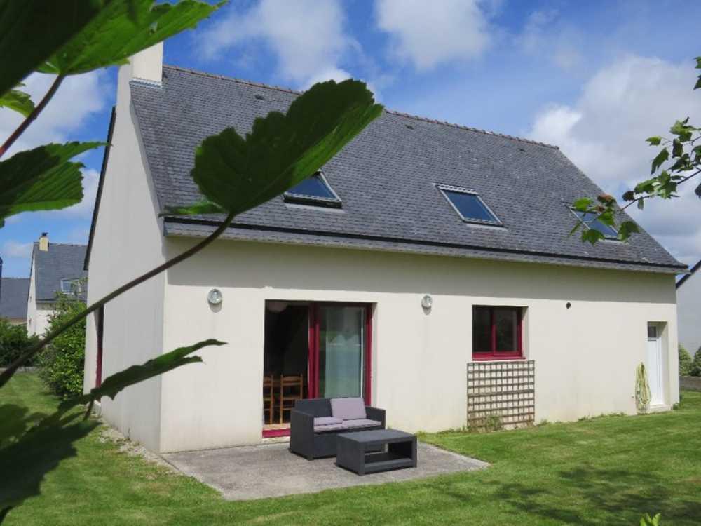 Plouzévédé Finistère Dorfhaus Bild 4006643