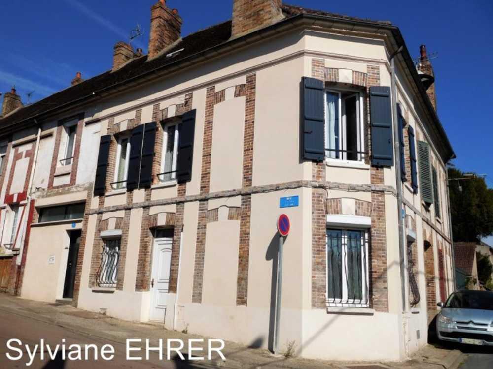 Pont-sur-Yonne Yonne Haus Bild 4006739
