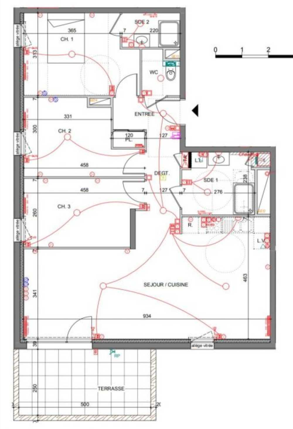 Chavanod Haute-Savoie Apartment Bild 3994823