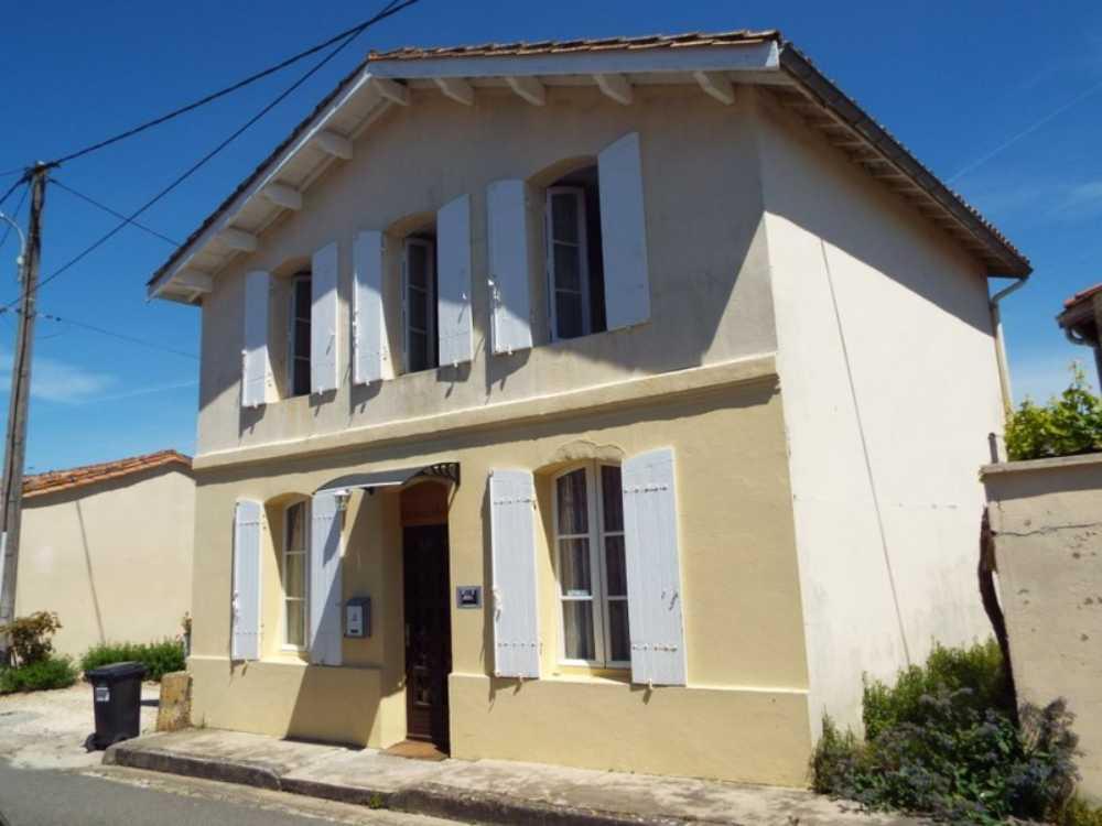 Vertheuil Gironde Haus Bild 3938365