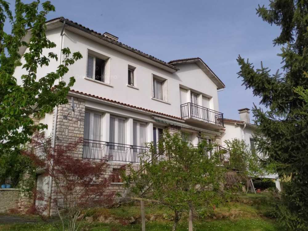 Nontron Dordogne maison photo 3995726