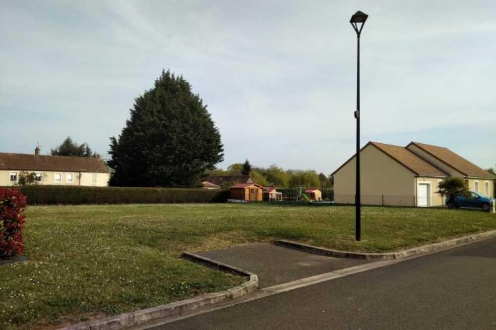 Courcemont Sarthe terrain picture 3929982