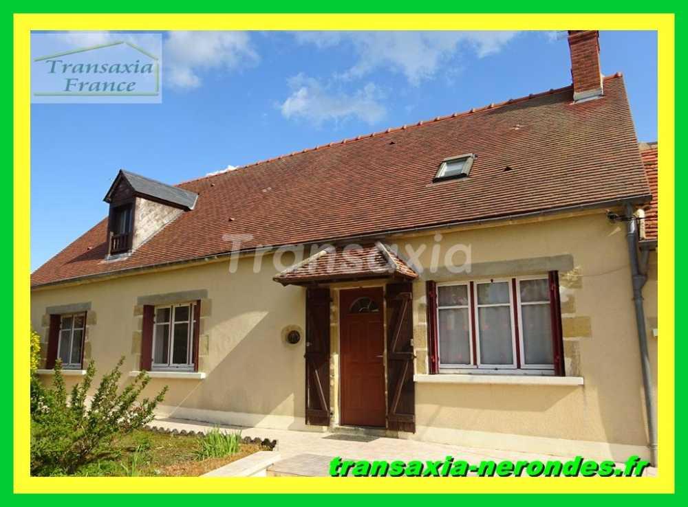 Nérondes Cher Dorfhaus Bild 4008093
