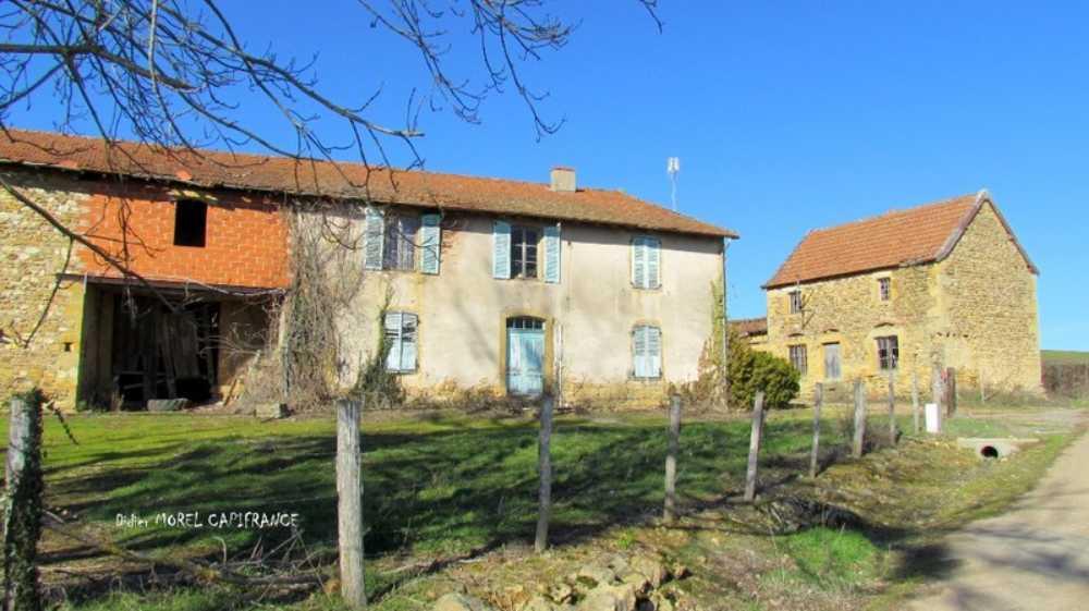 Charlieu Loire boerderij foto 3938503