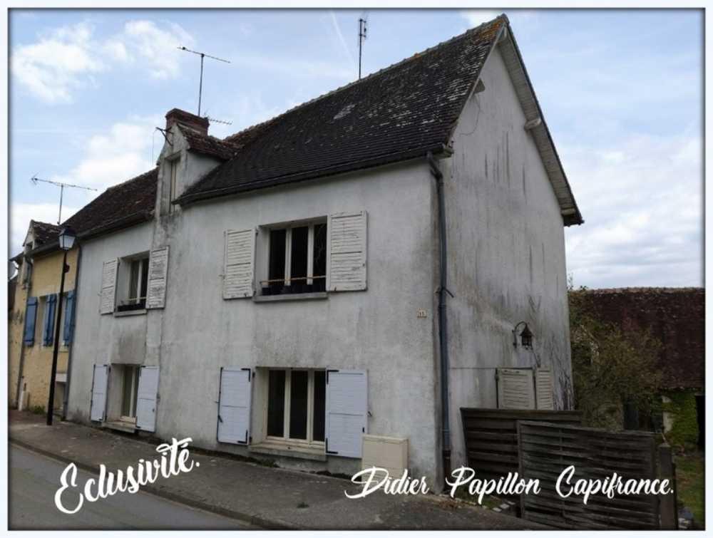 Coudray-au-Perche Eure-et-Loir maison photo 3937991