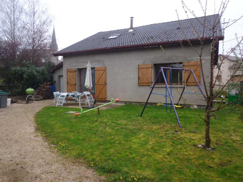 Luxeuil-les-Bains Haute-Saône maison photo 3901586
