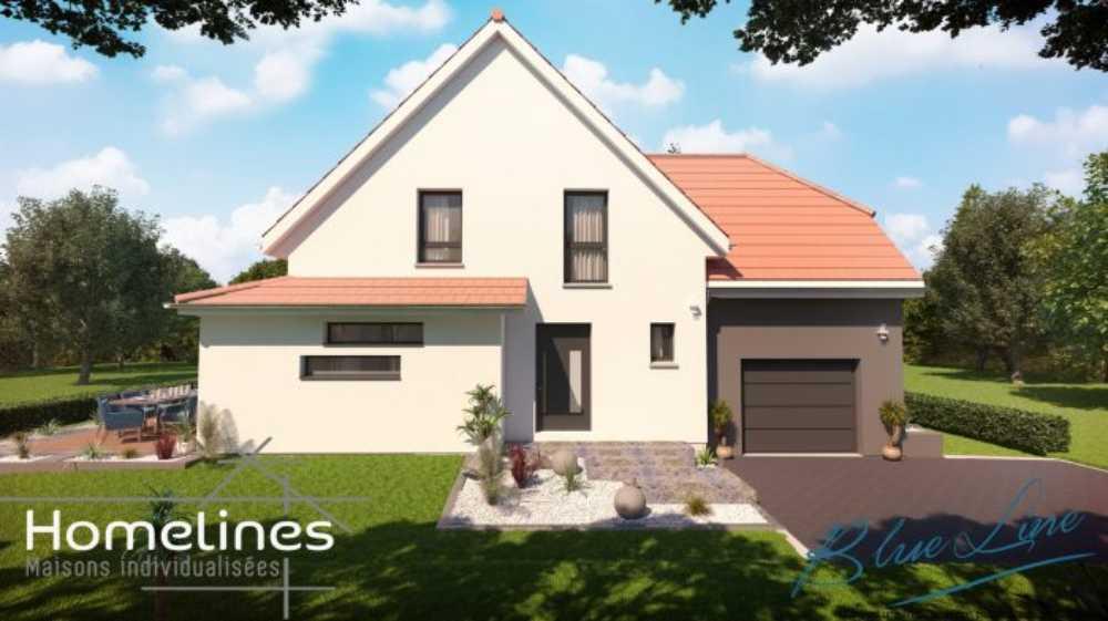 Osthoffen Bas-Rhin Haus Bild 3969570
