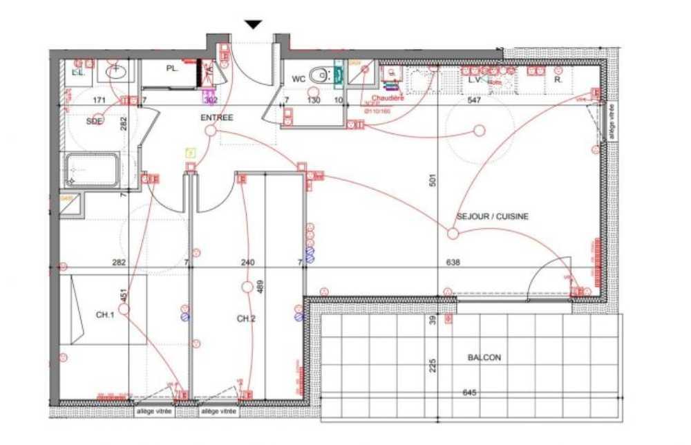 Chavanod Haute-Savoie Apartment Bild 3994824