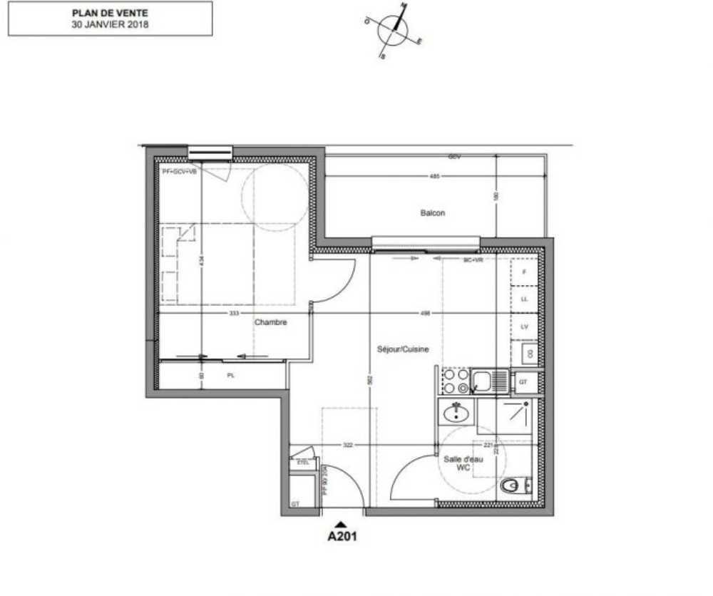 Brison-Saint-Innocent Savoie Apartment Bild 3994805