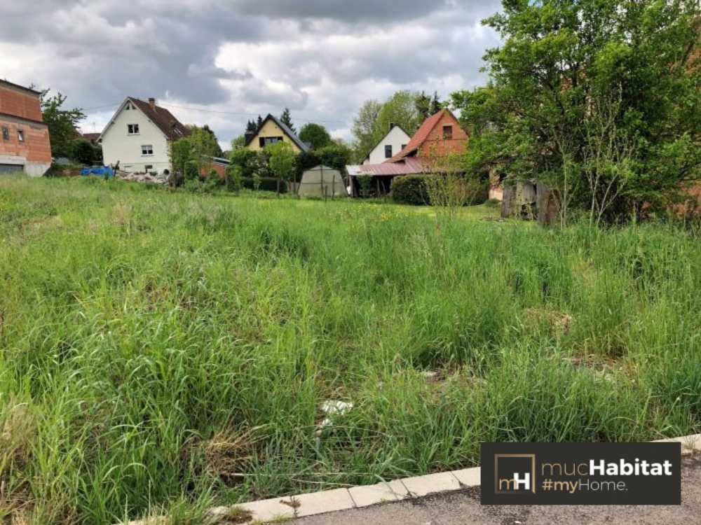 Mommenheim Bas-Rhin Grundstück Bild 3912380