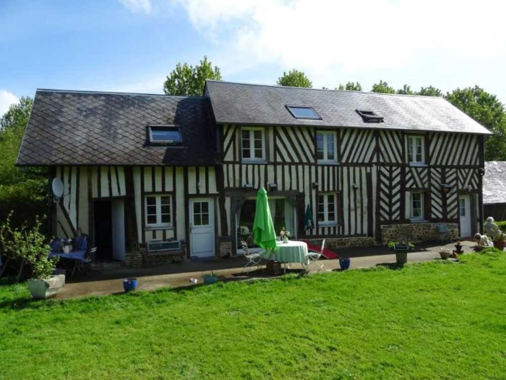 Dozulé Calvados Haus Bild 3920136