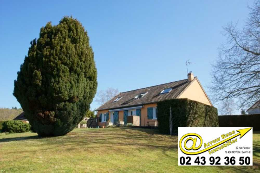 Malicorne-sur-Sarthe Sarthe huis foto 3929846