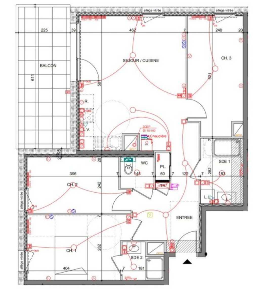Chavanod Haute-Savoie Apartment Bild 3994821