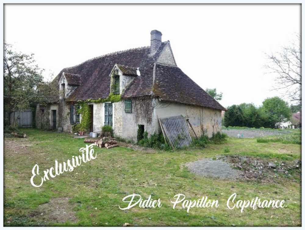 Coudray-au-Perche Eure-et-Loir maison photo 3937982