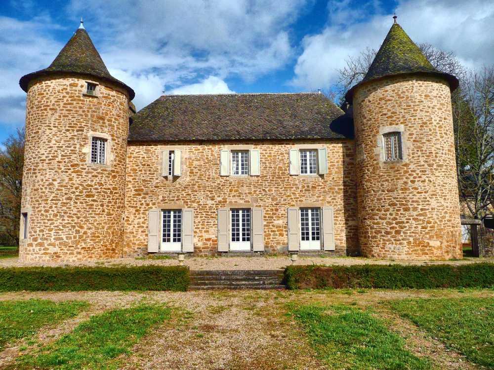Savignac Aveyron kasteel foto 3938158