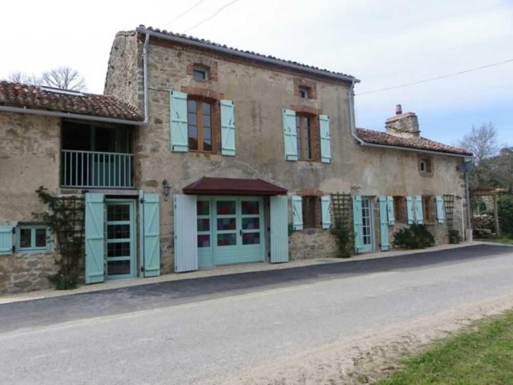 Châteauponsac Haute-Vienne huis foto 3901557