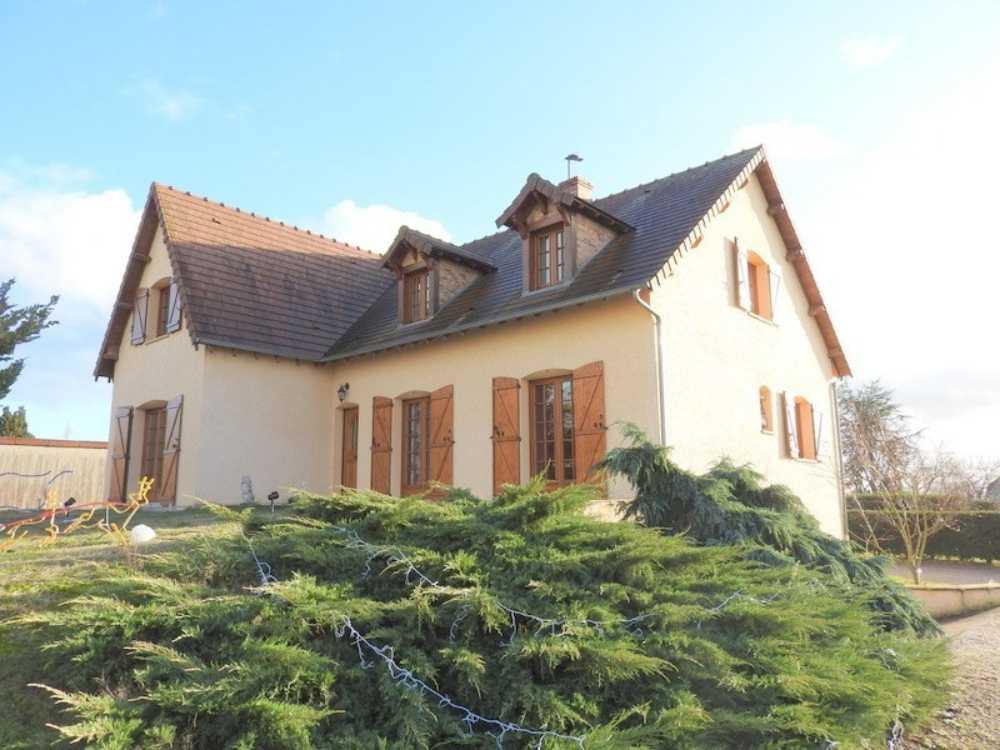 Bourbon-Lancy Saône-et-Loire Haus Bild 3996326
