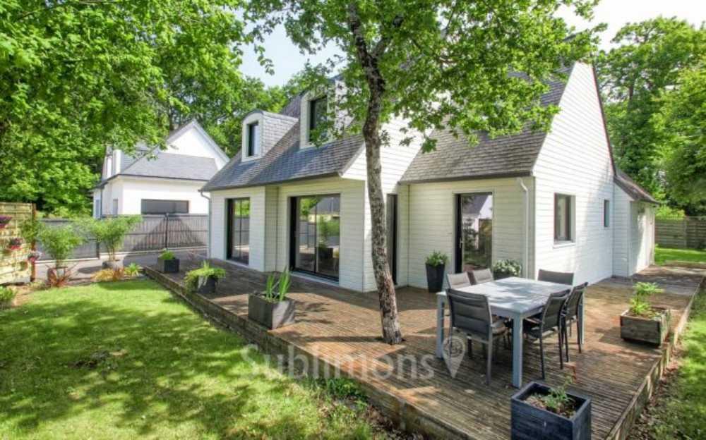 Hennebont Morbihan Haus Bild 4005611