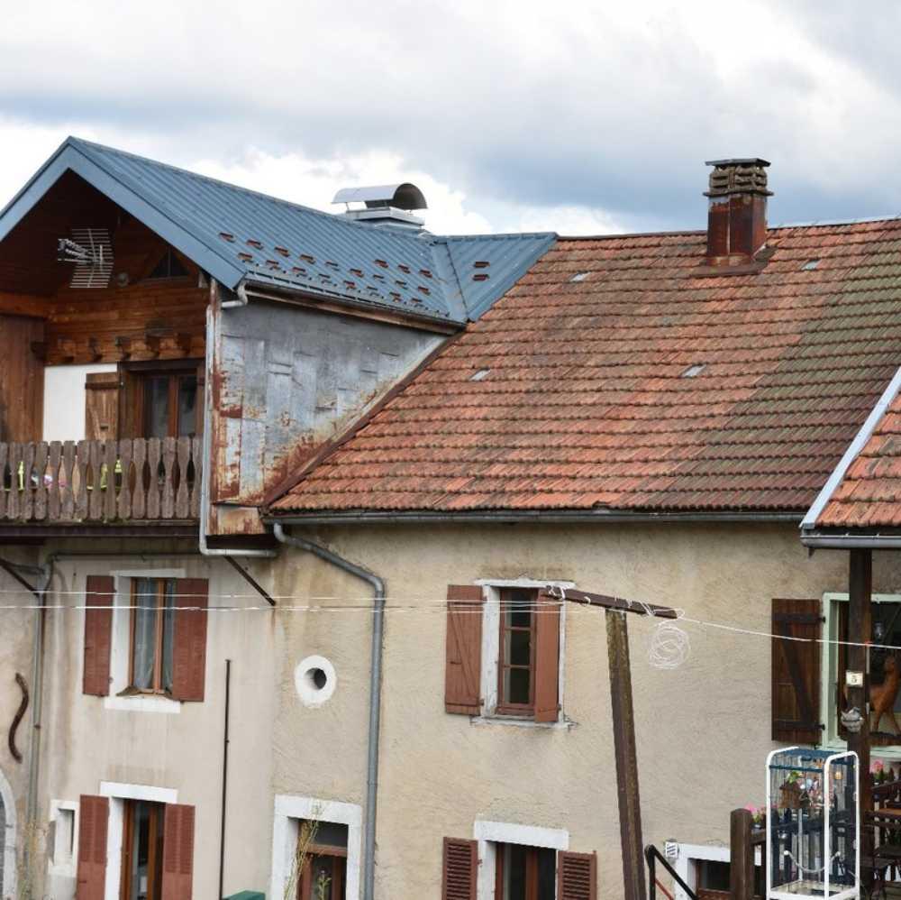 Foncine-le-Haut Jura dorpshuis foto 3904800