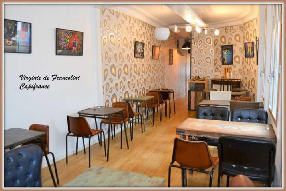 Pantin Seine-Saint-Denis Restaurant Bild 3938043