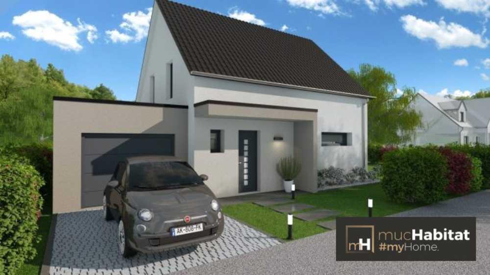 Bosselshausen Bas-Rhin Haus Bild 3901950