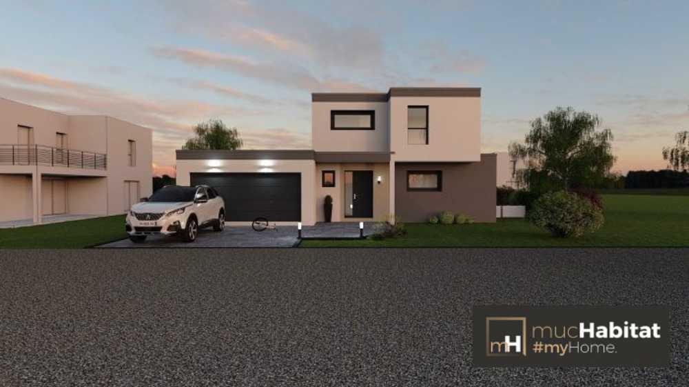 Mommenheim Bas-Rhin Haus Bild 3912344