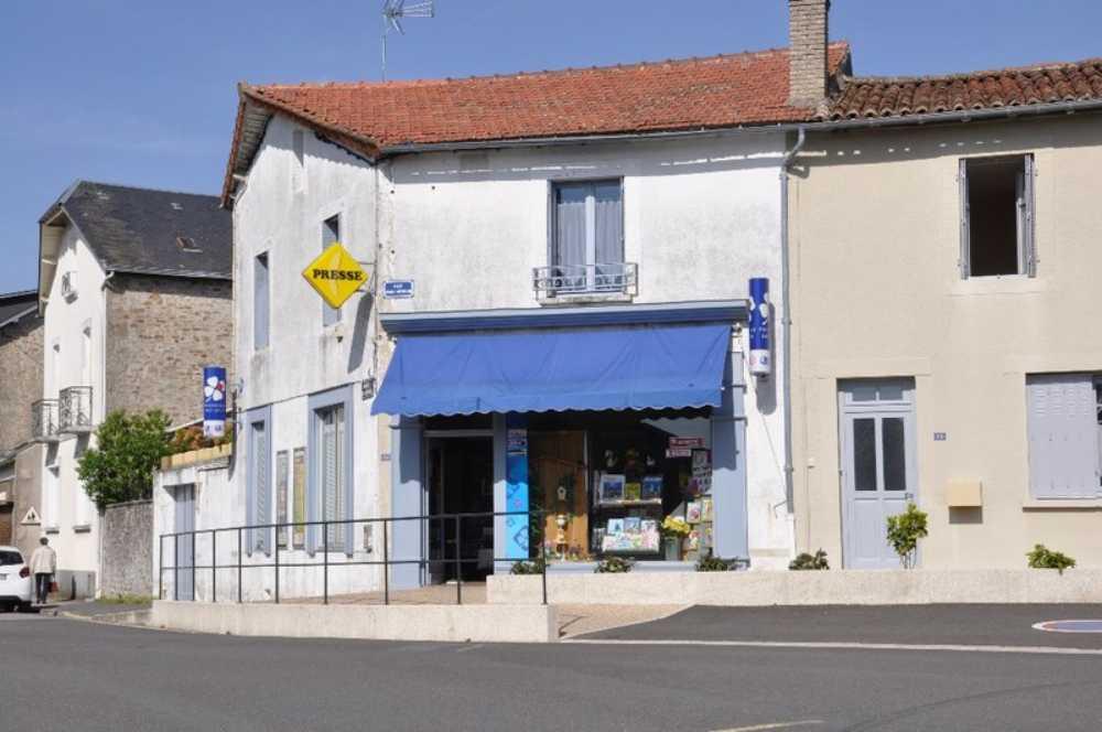 Châteauponsac Haute-Vienne bedrijfsruimte kantoor foto 4006906