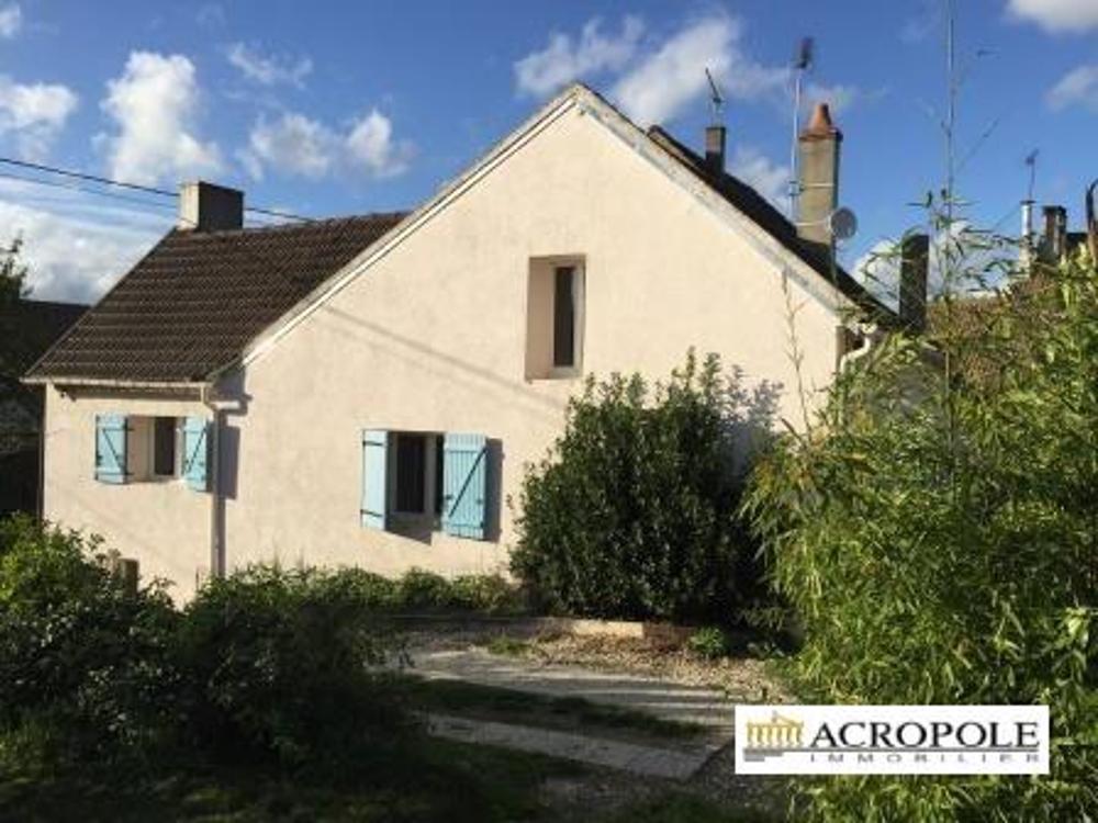 Saint-Martin-sur-Ocre Loiret Haus Bild 3934252