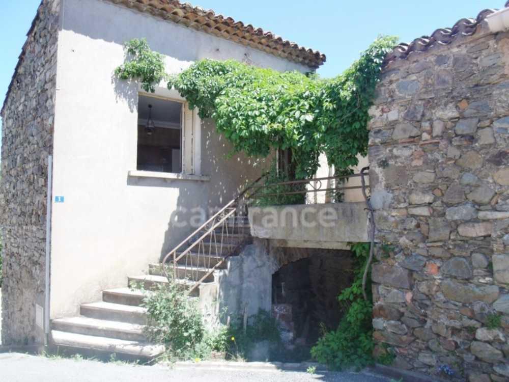 Saint-Chinian Hérault dorpshuis foto 3938625